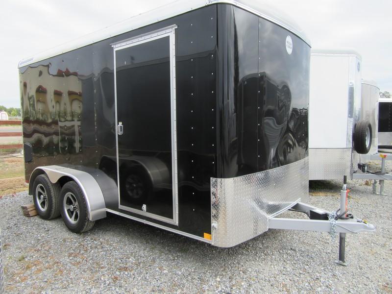 New 2018 Wells Cargo RF7x142 7x14 Enclosed Cargo Trailer Vin64933