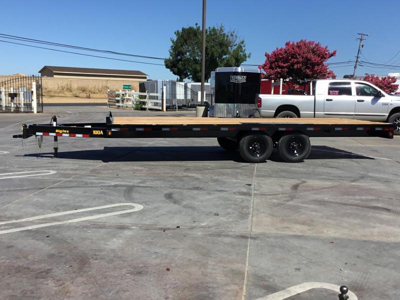 """New 2020 Big Tex 10OA-20 102""""x20 Deck Over Trailer"""