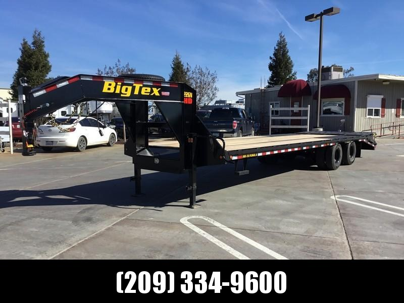New 2019 Big Tex 22GN-25+5MR 25'+5' dovetail 23900# GVW GN Trailer in Ashburn, VA