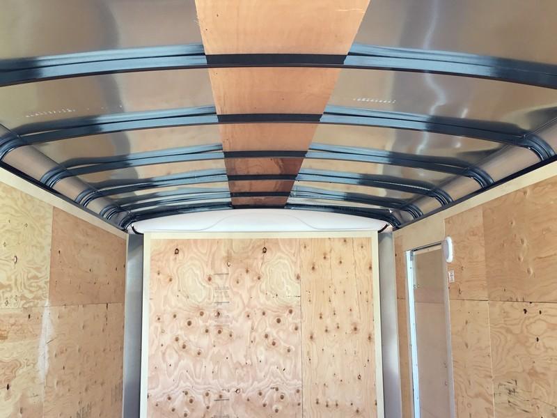 New 2019 Mirage MXPO714TA2 7x14 Enclosed Cargo Trailer