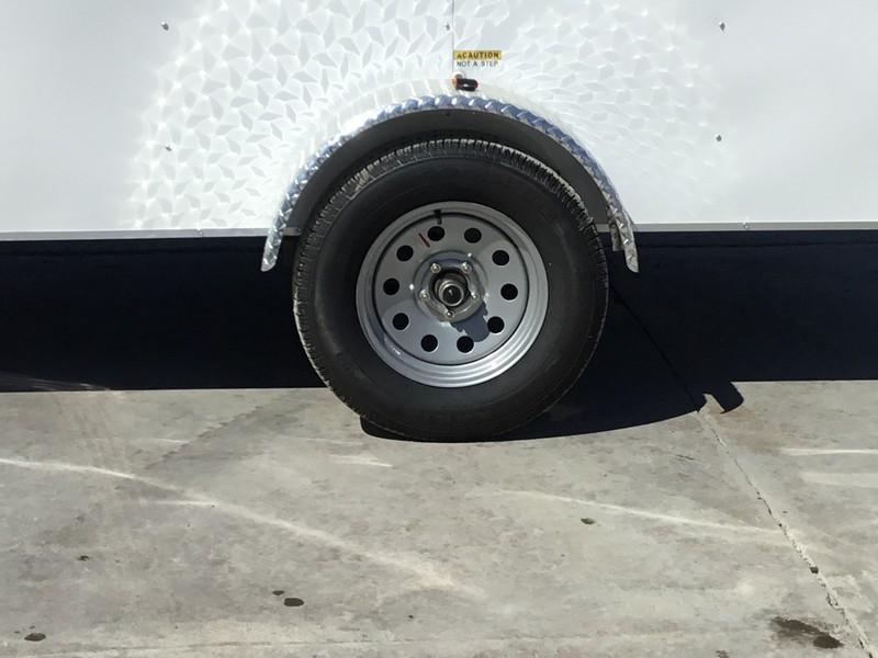 New 2019 Mirage MXPO610SA2 6x10 Enclosed Cargo Trailer