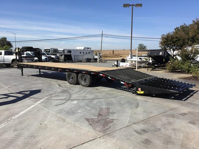 "NEW 2019 Big Tex 14GN-25+5MR 14K GVW 102""x35' Equipment Trailer"
