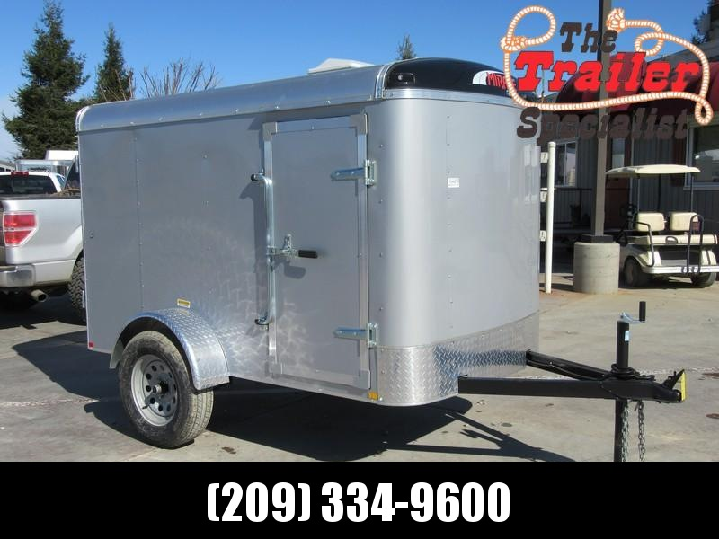 New 2018 Mirage  MXPO58SA 5x8 Enclosed Cargo Trailer vin80671