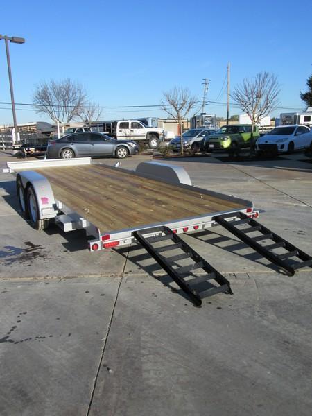 New 2018 Big Tex 70CH-20BRK2 7X20 7K Car / Racing Trailer vin 12641