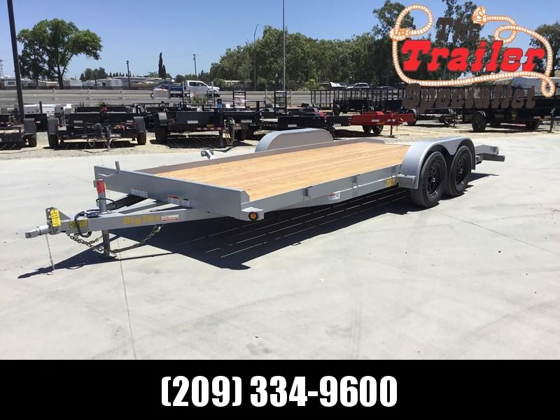 New 2020 Big Tex 70CH-20BRK2DT 7X20 7K Car / Racing Trailer in Ashburn, VA