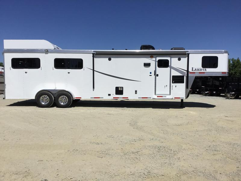 NEW 2019 Lakota Trailers AC411 LQ Horse Trailer