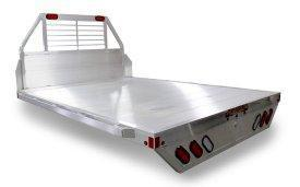 "New 2016 Aluma 81087 81""x87"" Aluminum Truck Bed #128751"