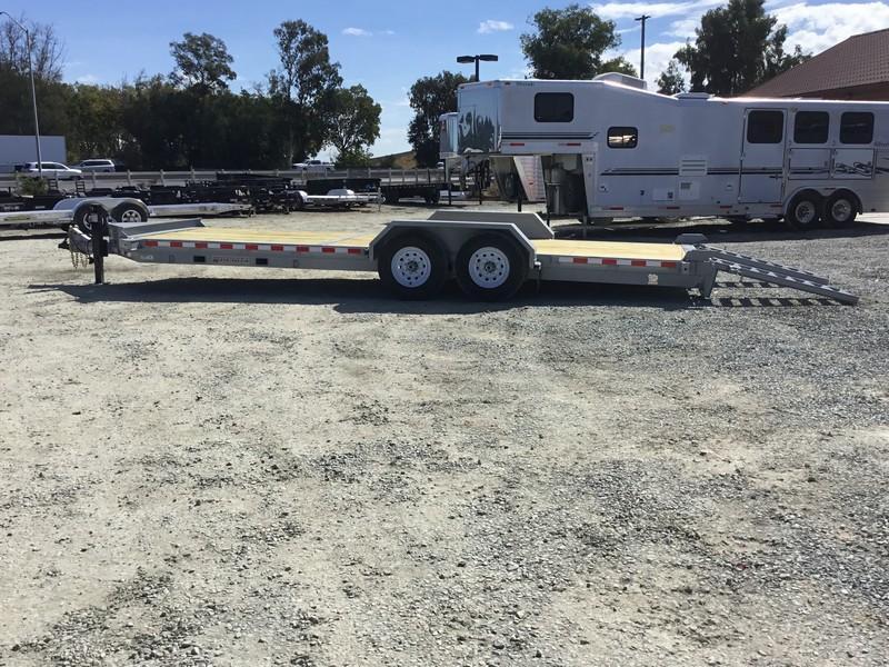 NEW Heavy Duty 2019 Midsota ST-22 7x22 15400 GVW Equipment Trailer