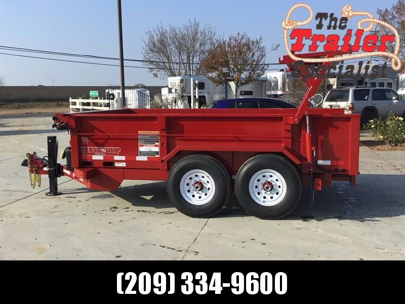 NEW 2019 Heavy Duty Midsota HV-12 Dump Trailer in Ashburn, VA