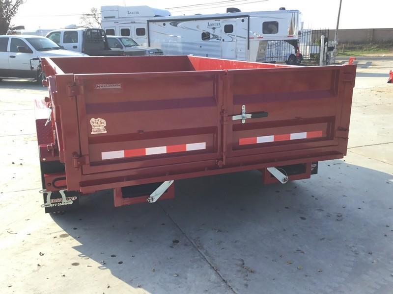 NEW 2019 Heavy Duty Midsota HV-12 Dump Trailer