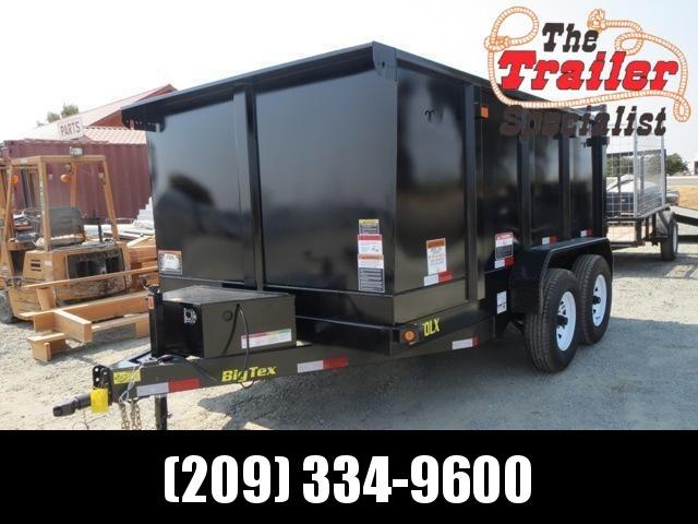 New 2019 Big Tex 10LX-12P4 Dump Trailer 7x12 10k