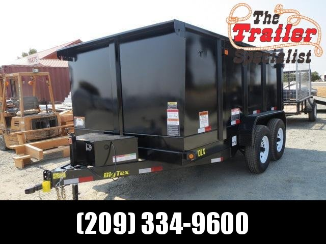 New 2019 Big Tex 10LX-12P4 Dump Trailer 7x12 10k in Ashburn, VA