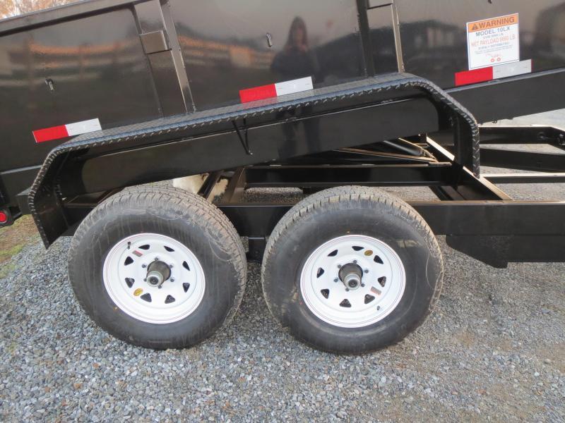 NEW 2017 Big Tex 12LX-12 7x12 Dump Trailer VIN:64115