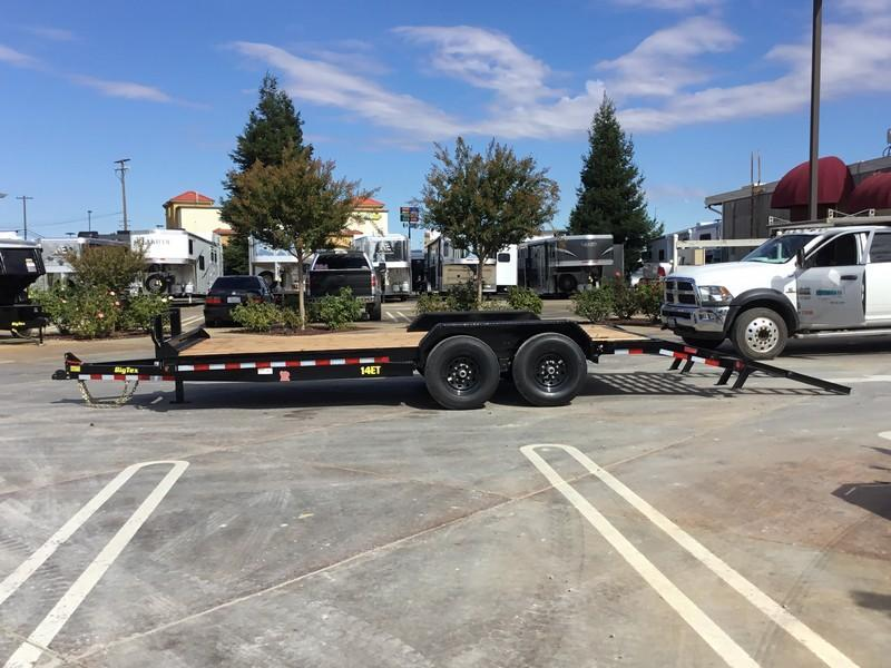 New 2019 Big Tex 14ET-20KR 14k 7x20 Equipment Trailer