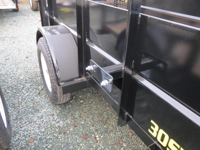 New 2019 Big Tex 30SV-08 5x8 Utility Trailer