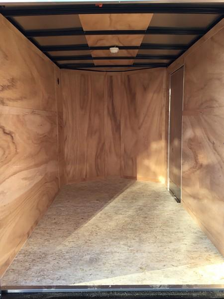 New 2019 Wells Cargo FT6101S2 6x10 Enclosed Cargo Trailer