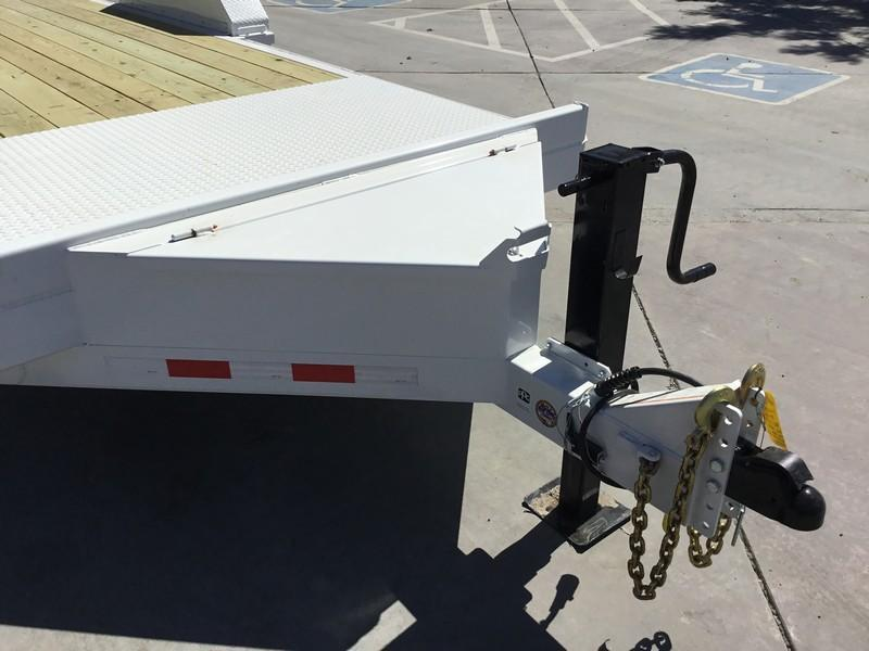NEW Heavy Duty 2019 Midsota ST-20 7x20' 15400 GVW Equipment Trailer