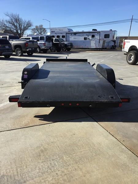 New 2019 Big Tex 70DM-18 7x18 Car/Racing Trailer
