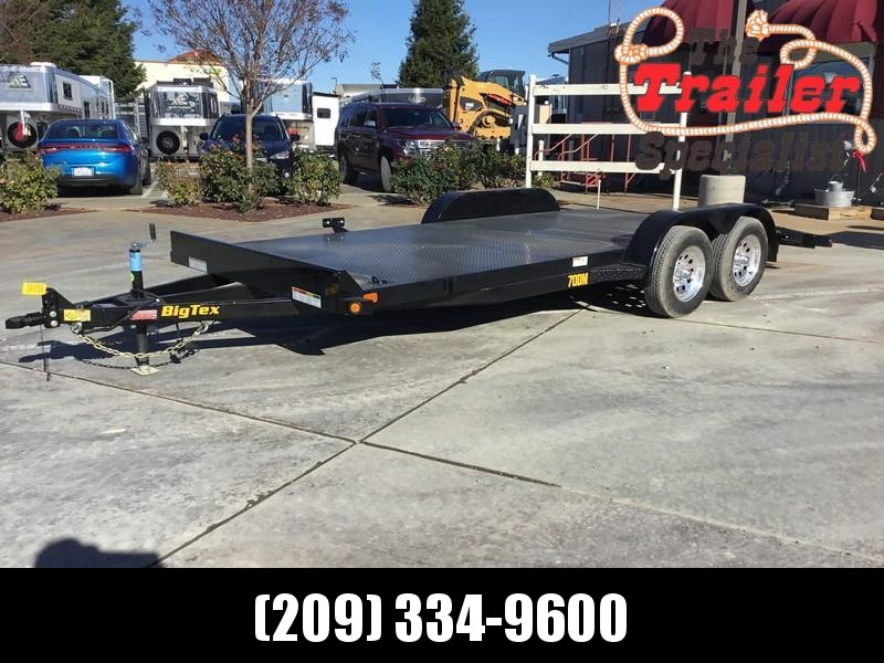 New 2020 Big Tex 70DM-18 7x18 Car/Racing Trailer in Ashburn, VA