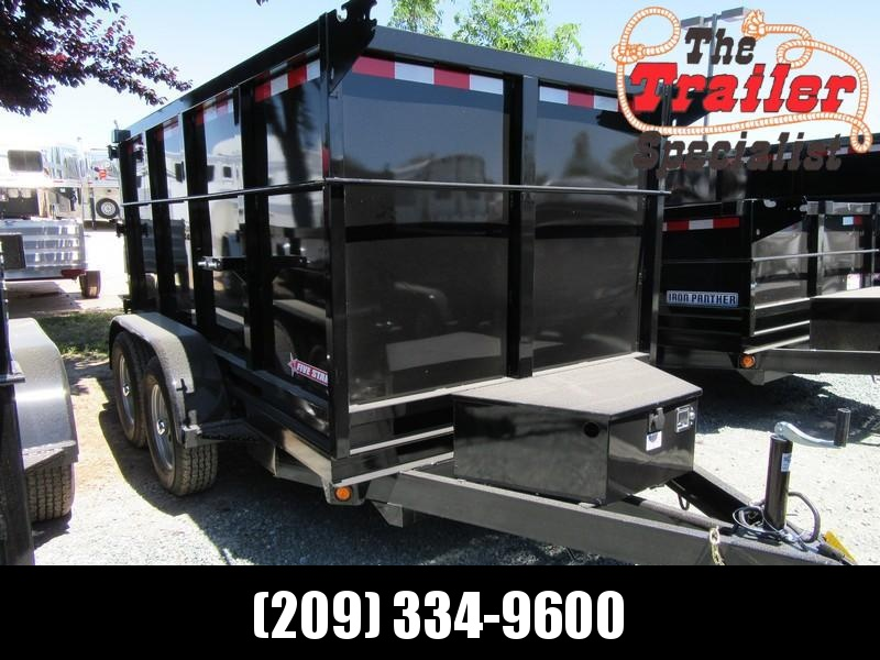 New 2019 Five Star DT098 5x10 7K GVW Dump Trailer in Ashburn, VA