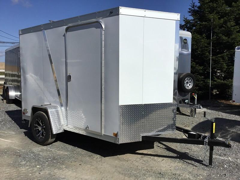 2018 Wells Cargo WCVG610S 6x10 Enclosed Cargo Trailer