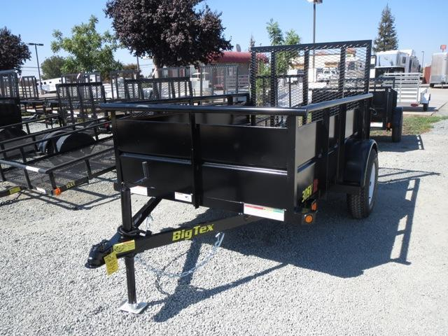 Big Tex 30SV 5' wide Utility Trailer