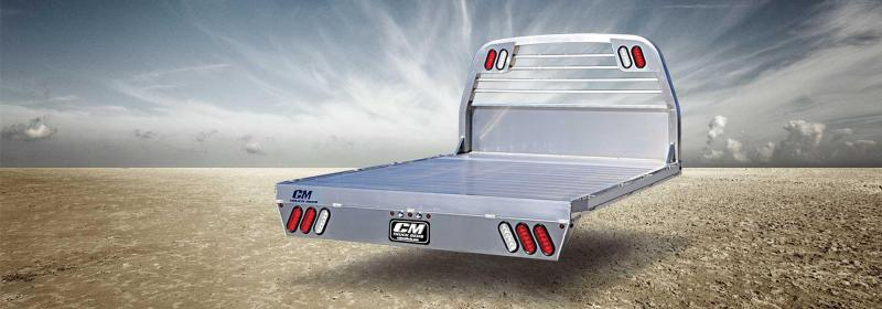NEW 2017 CM ALRS Truck Bed 8'6/84/56/38