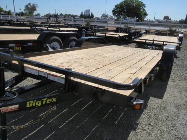 New 2018 Big Tex 70CH-18DT 7x18 7K GVW  Car/Racing Trailer Vin:94281