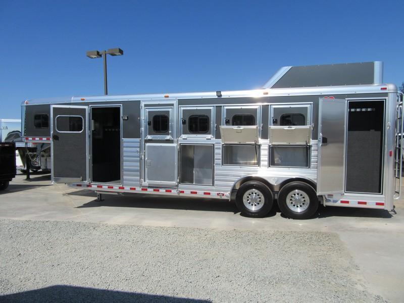 New 2017 Hart Tradition 4H Smart Tack Horse Trailer Vin 51141