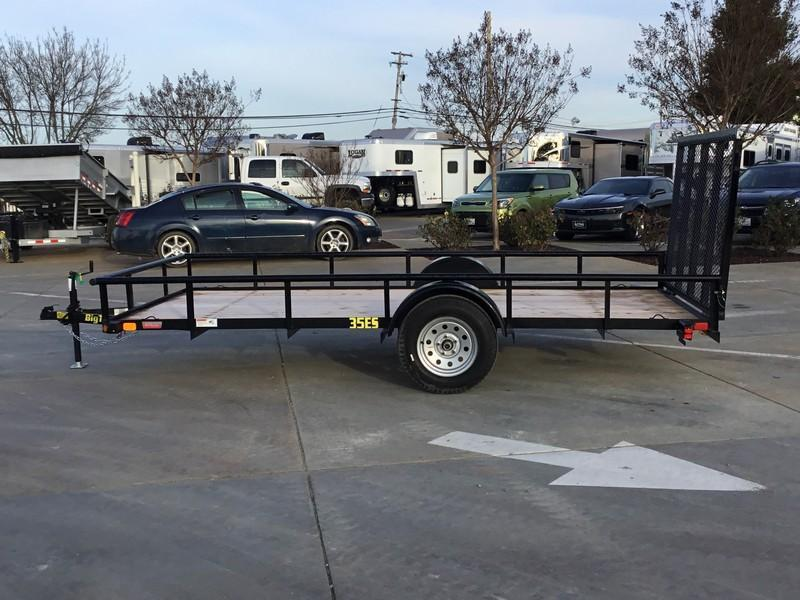 New 2019 Big Tex 35ES-14 Economy Utility Trailer