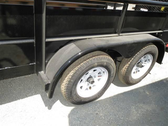 New 2019 Big Tex 70TV-12 7x12 Utility Trailer