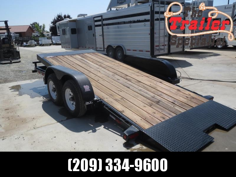 "New 2018 Big Tex 10FT-16 80""x16' 10K GVW Tilt Equipment Trailer"