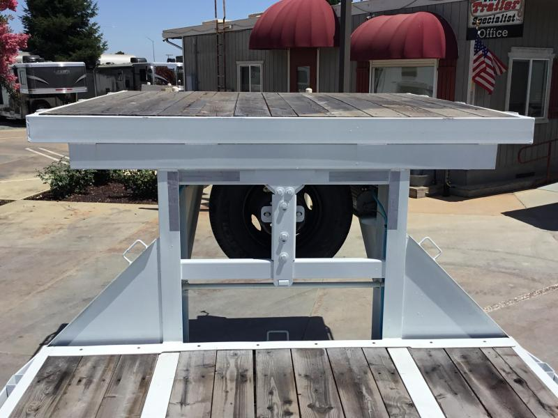 NEW 2019 Big Tex Trailers 25GN 25ft straight deck Equipment Trailer