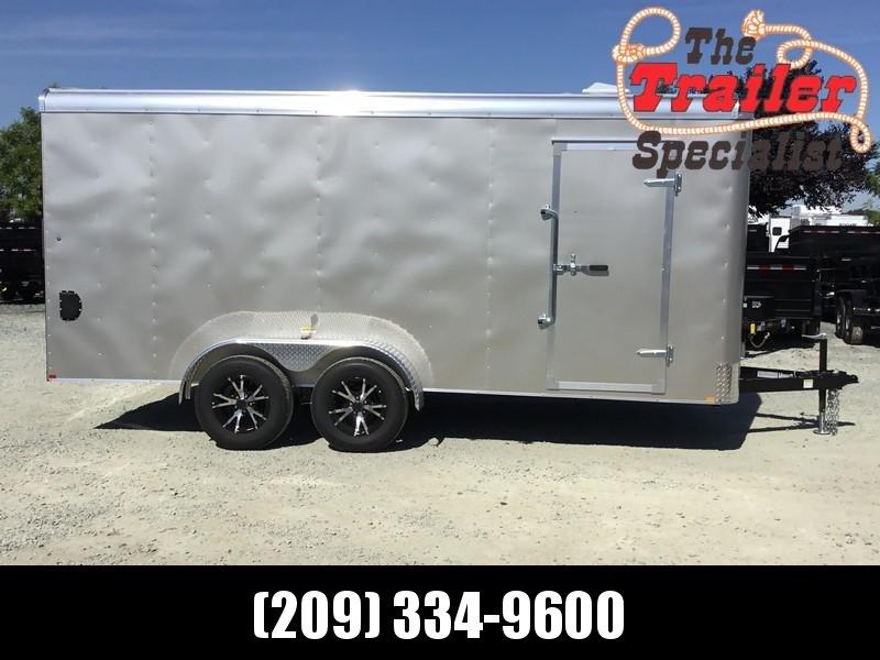 New 2019 Mirage MXPO716TA2 7x16 Enclosed Cargo Trailer in Ashburn, VA