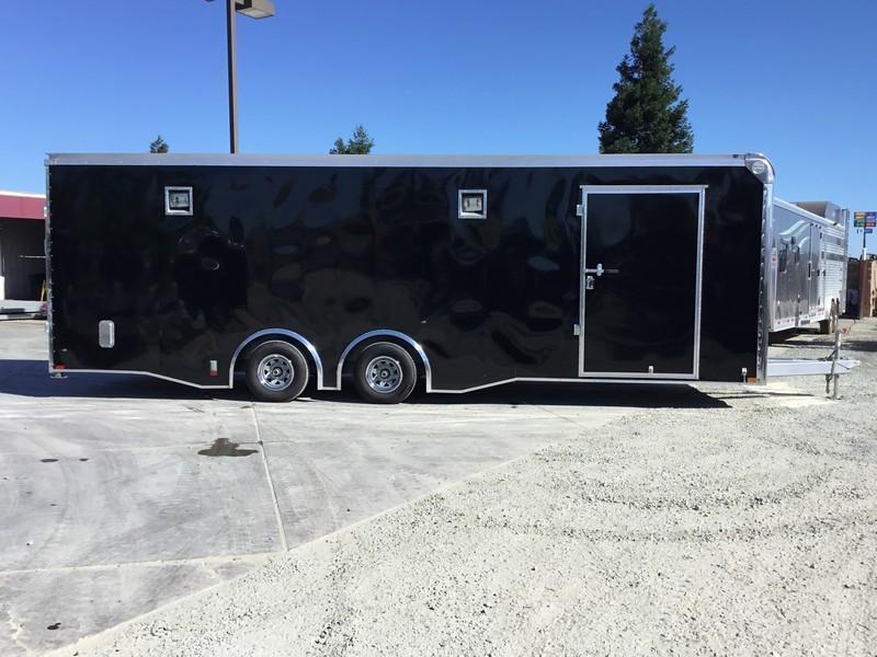 NEW 2019 Wells Cargo RFRT85X2624 8.5x26 Enclosed Car / Racing Trailer