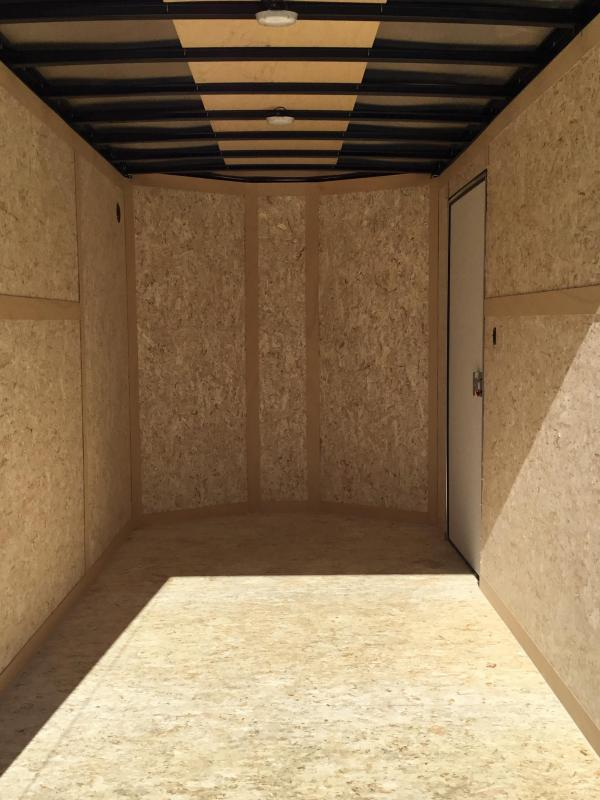 NEW 2019 Wells Cargo Road Force RFV612S2 6x12 Enclosed Cargo Trailer