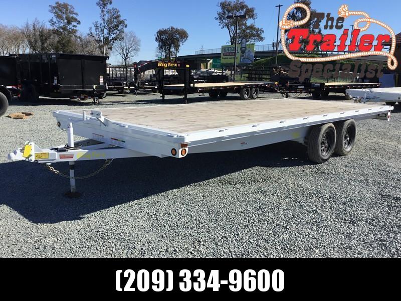 New 2019 Big Tex 70OA-20 8.5x20 Deck Over Utility Trailer in Ashburn, VA