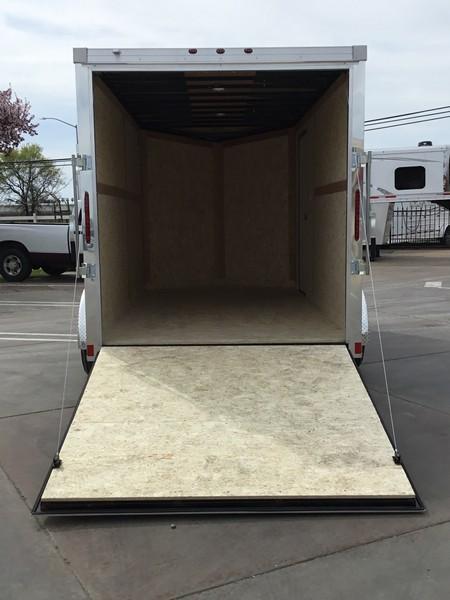 NEW 2019 Wells Cargo RFV714T2 7x14 Enclosed Cargo Trailer