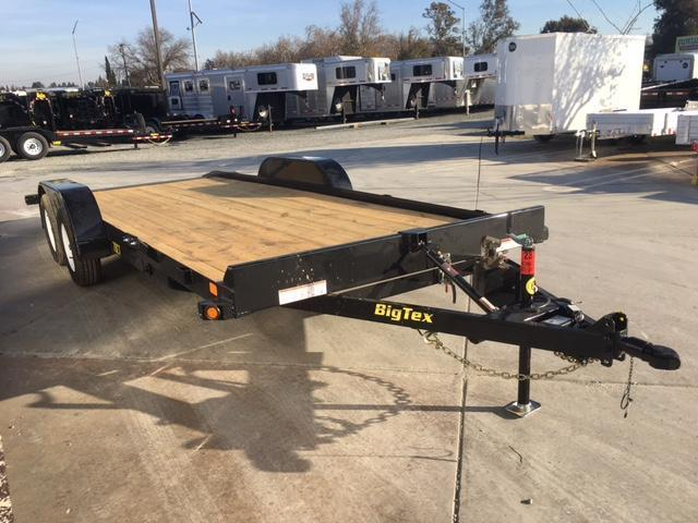 New 2018 Big Tex 70CT-20 Car Trailer Tilt 7x20 7k