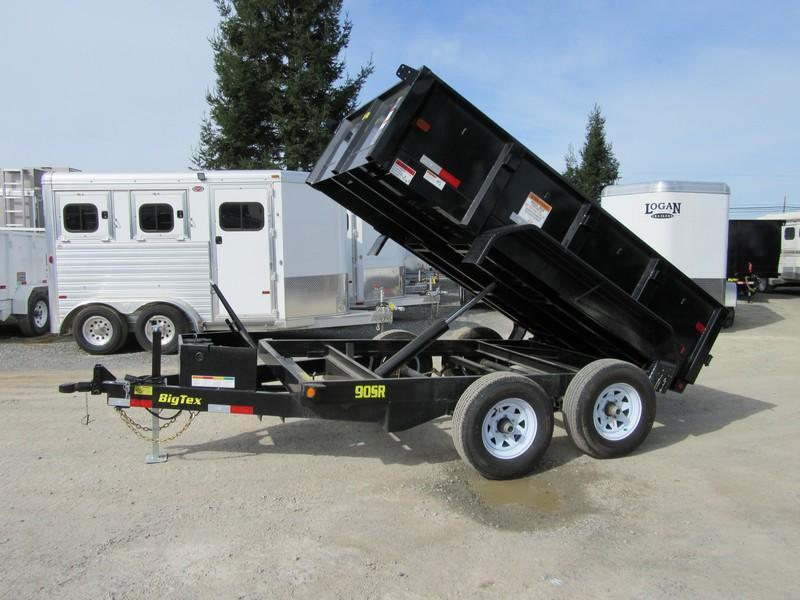 New 2020 Big Tex 90SR-10 6x10 10K GVW Dump Trailer