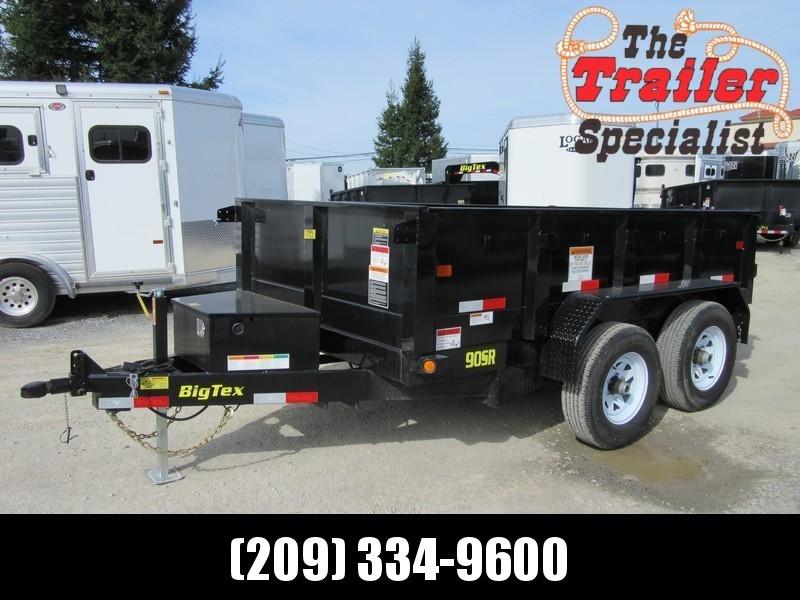 New 2020 Big Tex 90SR-10 6x10 10K GVW Dump Trailer in Ashburn, VA