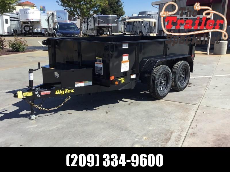New 2019 Big Tex 70SR-10-5WDD 5x10 7K GVW Dump Trailer in Ashburn, VA