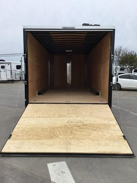 NEW 2019 Mirage XPS8.520TA2 8.5x20 Enclosed Cargo Trailer