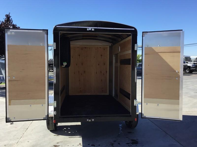 New 2019 Mirage MXL58SA 5x8 Enclosed Cargo Trailer