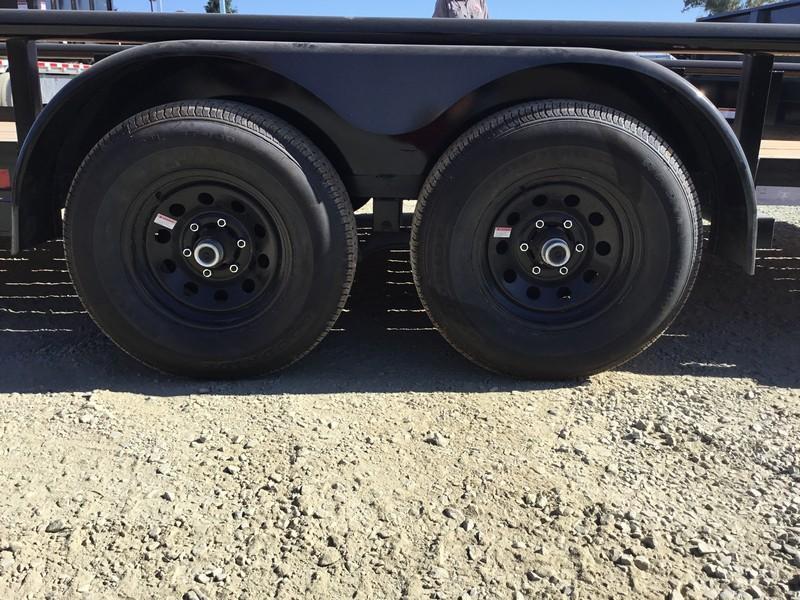 New 2019 Big Tex 10PI-20 7x20 10K GVW Pipe Utility Trailer