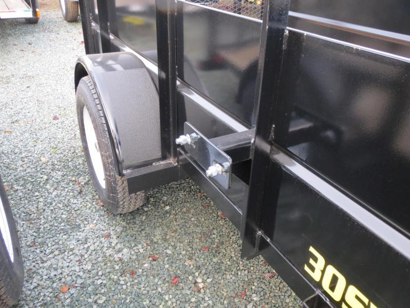 New 2017 Big Tex 30SV-12 Utility Trailer VIN38261