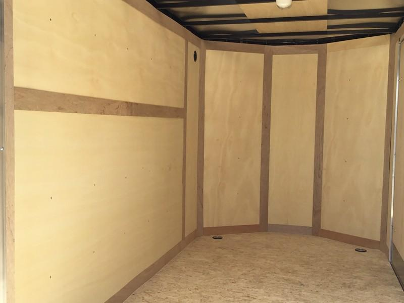 NEW 2019 Wells Cargo FT610S2 Fastrac 6x10 Enclosed Cargo Trailer
