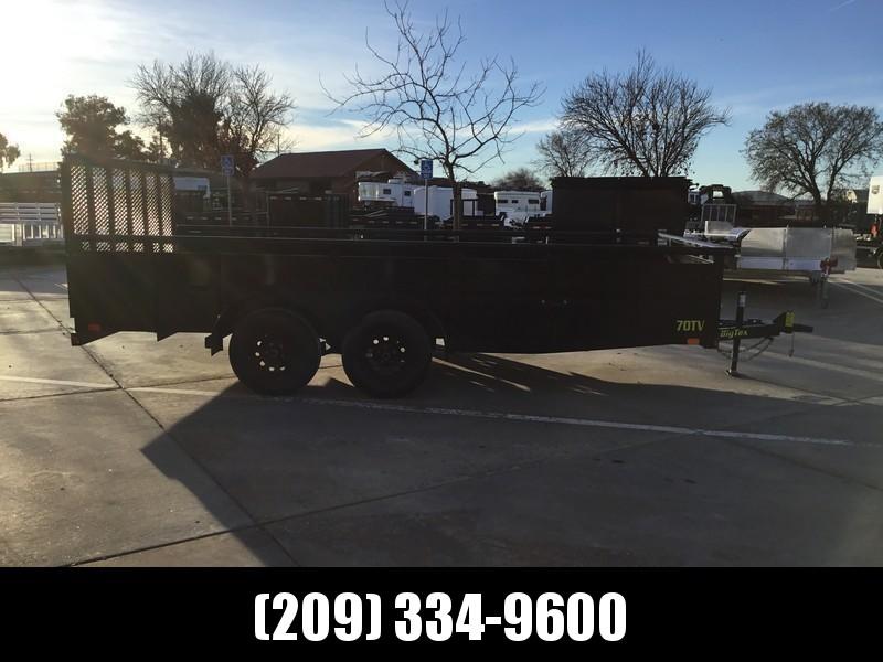 New 2019 Big Tex 70TV-16 7X16 7K Utility Trailer  in Ashburn, VA
