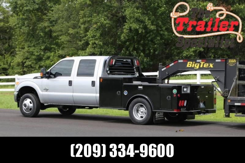 """2018 CM TM Deluxe 94""""x94x60x34 Truck Bed"""