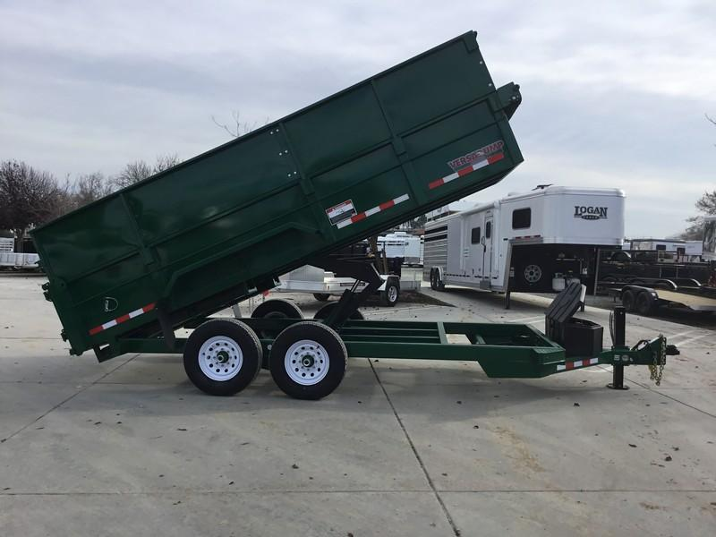NEW 2019 Heavy Duty Midsota HV-16 Dump Trailer